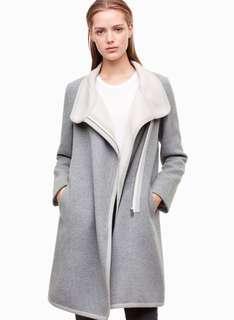 Babaton cormac coat aritzia