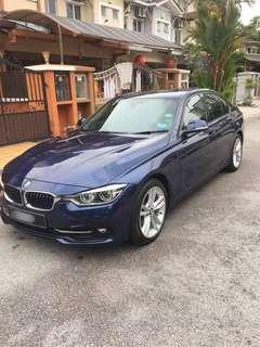 BMW 330e Hybrid For Rent
