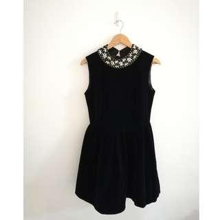 A30 -Short Evening Dress