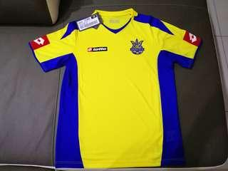 (New) Original Lotto Ukraine Home Jersey 07/09