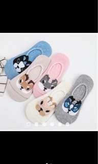 Korean Fashion Ankle Socks