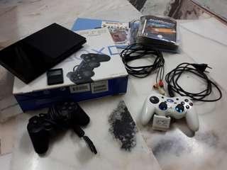 Sony Playstation PS2 full set