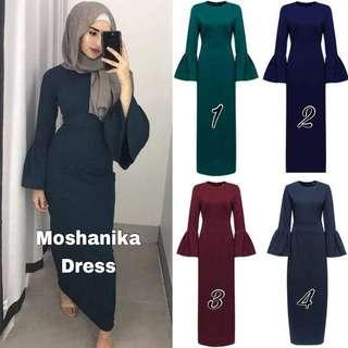 Moshanika Dress❤