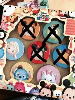 TSUM TSUM CONTAINERS - metal