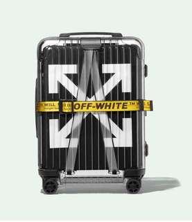 Off white x Rimowa