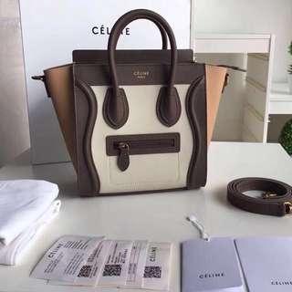 Authentic Celine Luggage Bag
