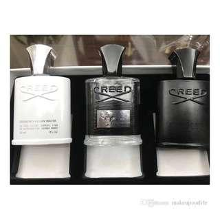 Creed Aventues Set 3 in 1  3x30ml