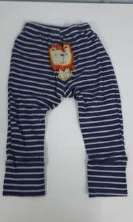 Baby long pants for 9 months