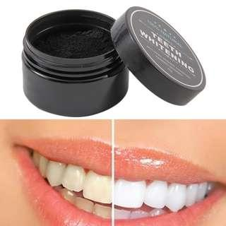 #OCT10 Charcoal Teeth Whitening