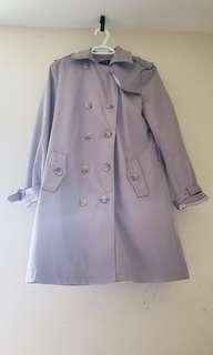 Trench coat size Medium