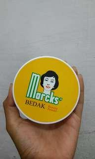 Bedak marcks invisible