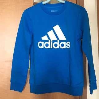 全新未拆牌 Adidas 大童衛衣