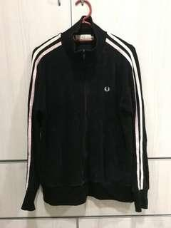 (S) Unisex Fred Perry tracktop