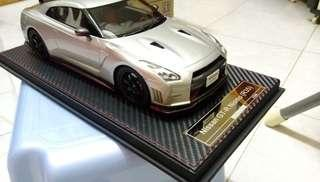 FrontiART tomy tec GTR Nismo 1:18 limited