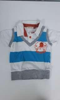 Toddler polo shirt #everything18