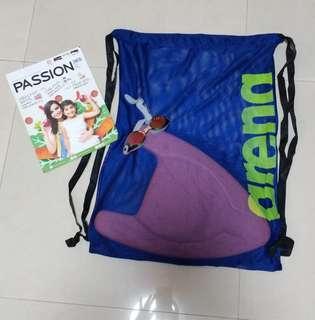 Arena Drawstring Bag