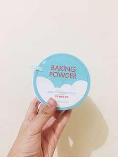 Etude House Baking Powder Pore Cleansing Cream #oktosale