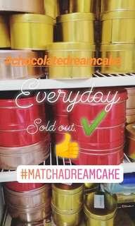 Matcha Dream Cake