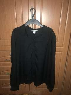 Forever 21 Black long sleeves