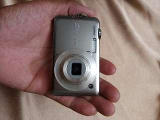 數位相機EXILIM全配2顆電池