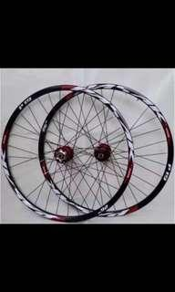 29 inches Disk Rims