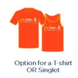 Compressport CSC Run 2018 - Event Tshirt