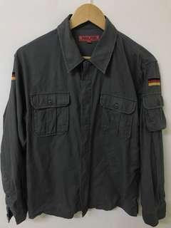 Paralyser Germany army Long Sleeve Shirt
