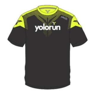 YOLO Run 2018 Event Tshirt