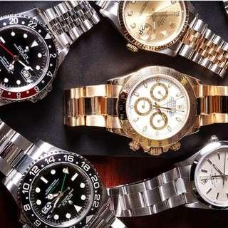 Buying all Rolex watches - Good pricing & Instant cash!