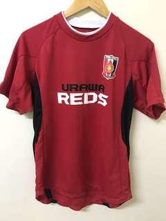 J.league Urawa Reds jersey