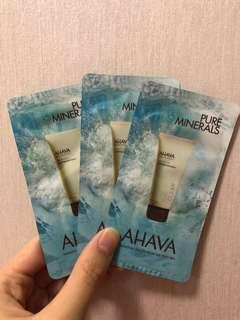 AHAVA Sample