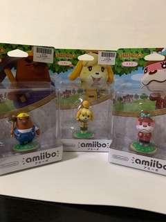 Nintendo amiibo Animal Crossing