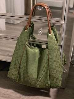Gucci Bag (Fabric Material)