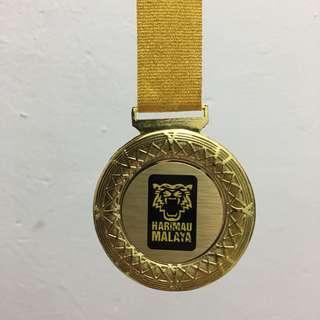 Medal Harimau Malaya