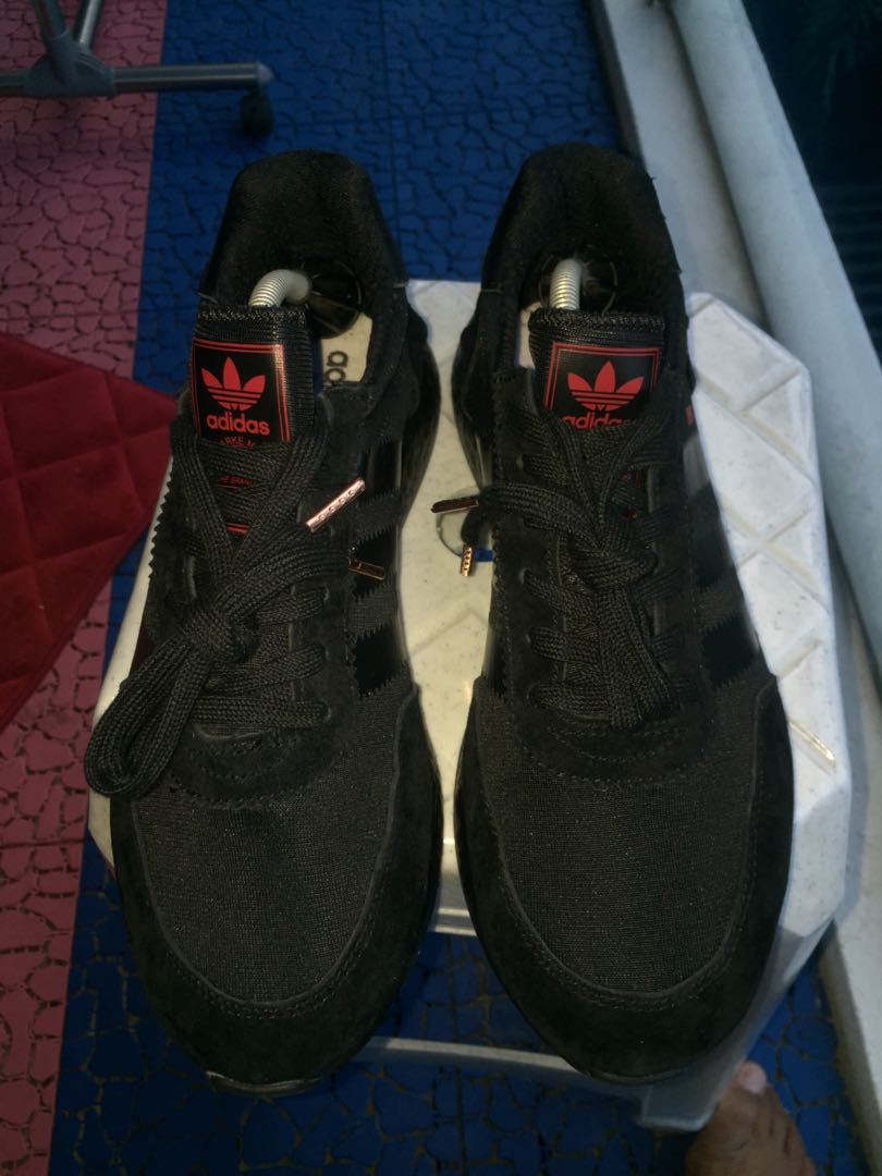 "Adidas Iniki Runner ""Triple Black"", Men"
