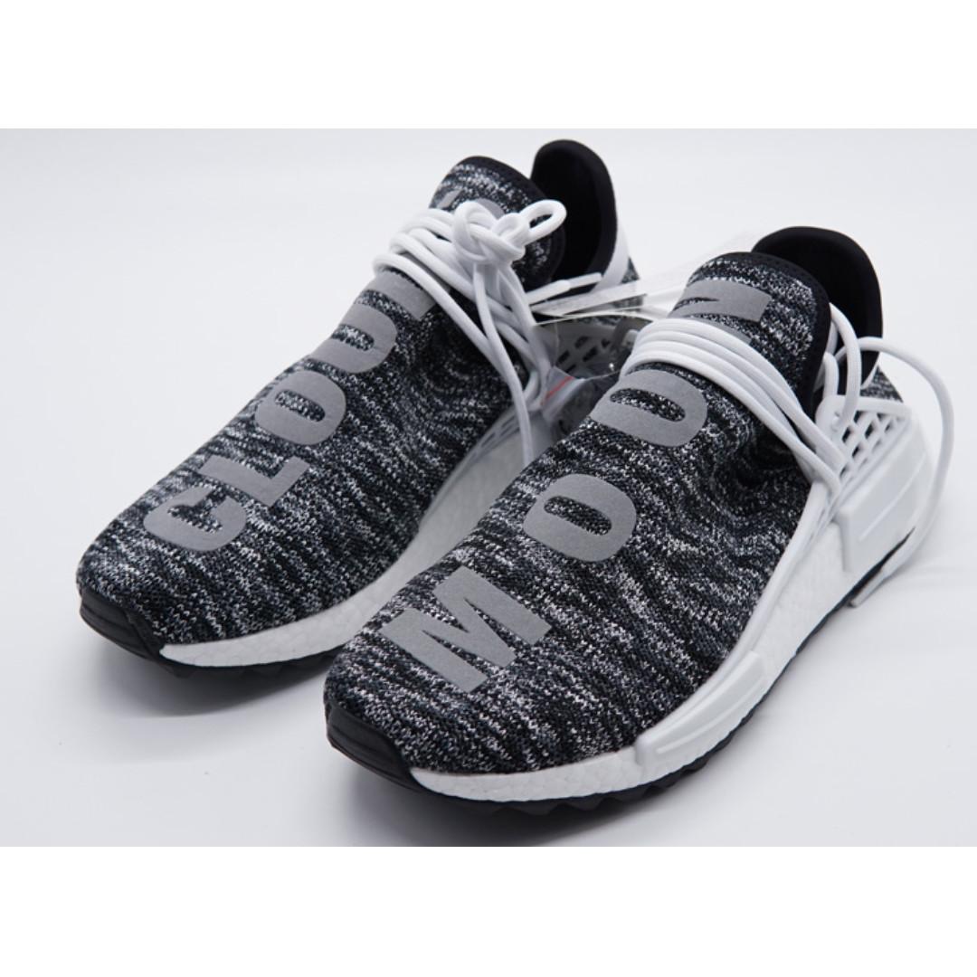 0b74eac12 Adidas Pharrell Williams Human Race NMD Hu Oreo BASF boost