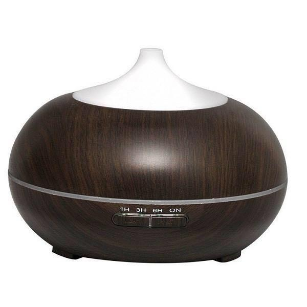 Aroma Diffuser Essential Oil with LED Light 300ml (Arbelias)