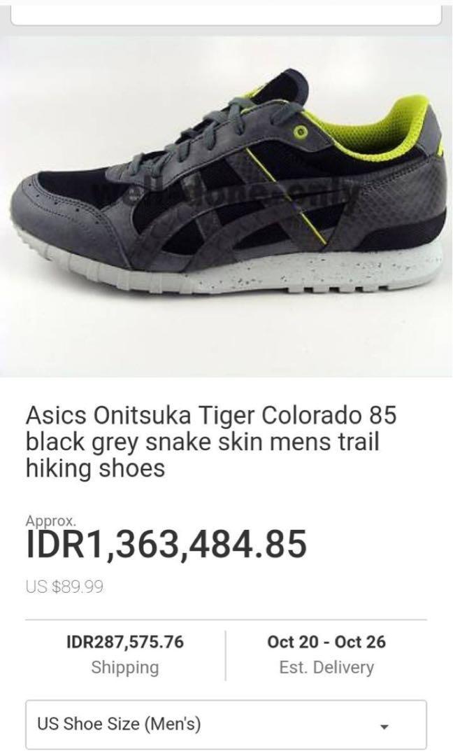 Asic Onitsuka Tiger Colorado 85