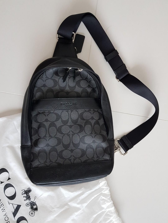 ffed065ecde6 Authentic BN Coach Sling Bag
