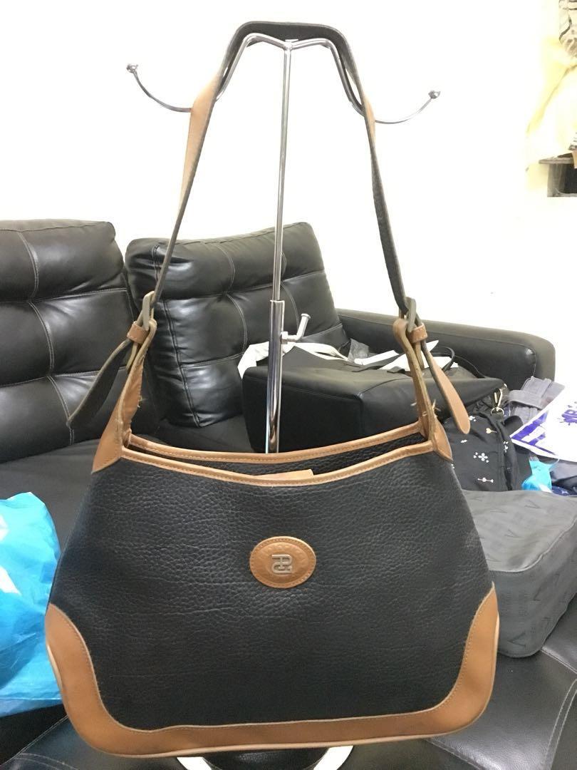 8593571b6a5 Authentic Paolo Gucci Shoulder Bag