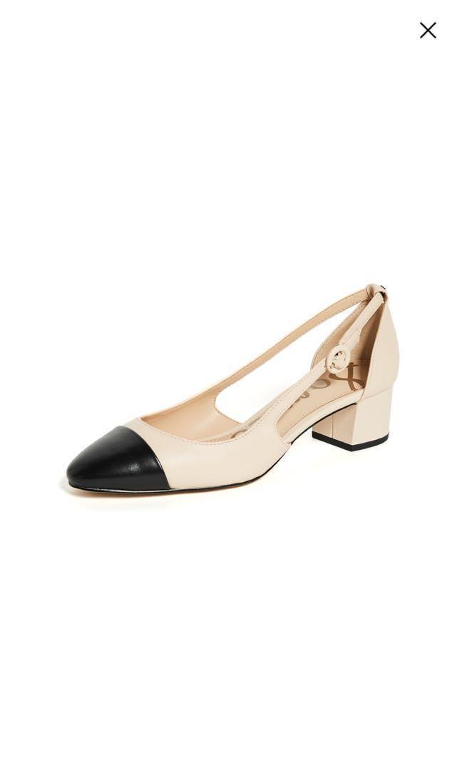 Authentic Sam Edelman 2 inch heels size