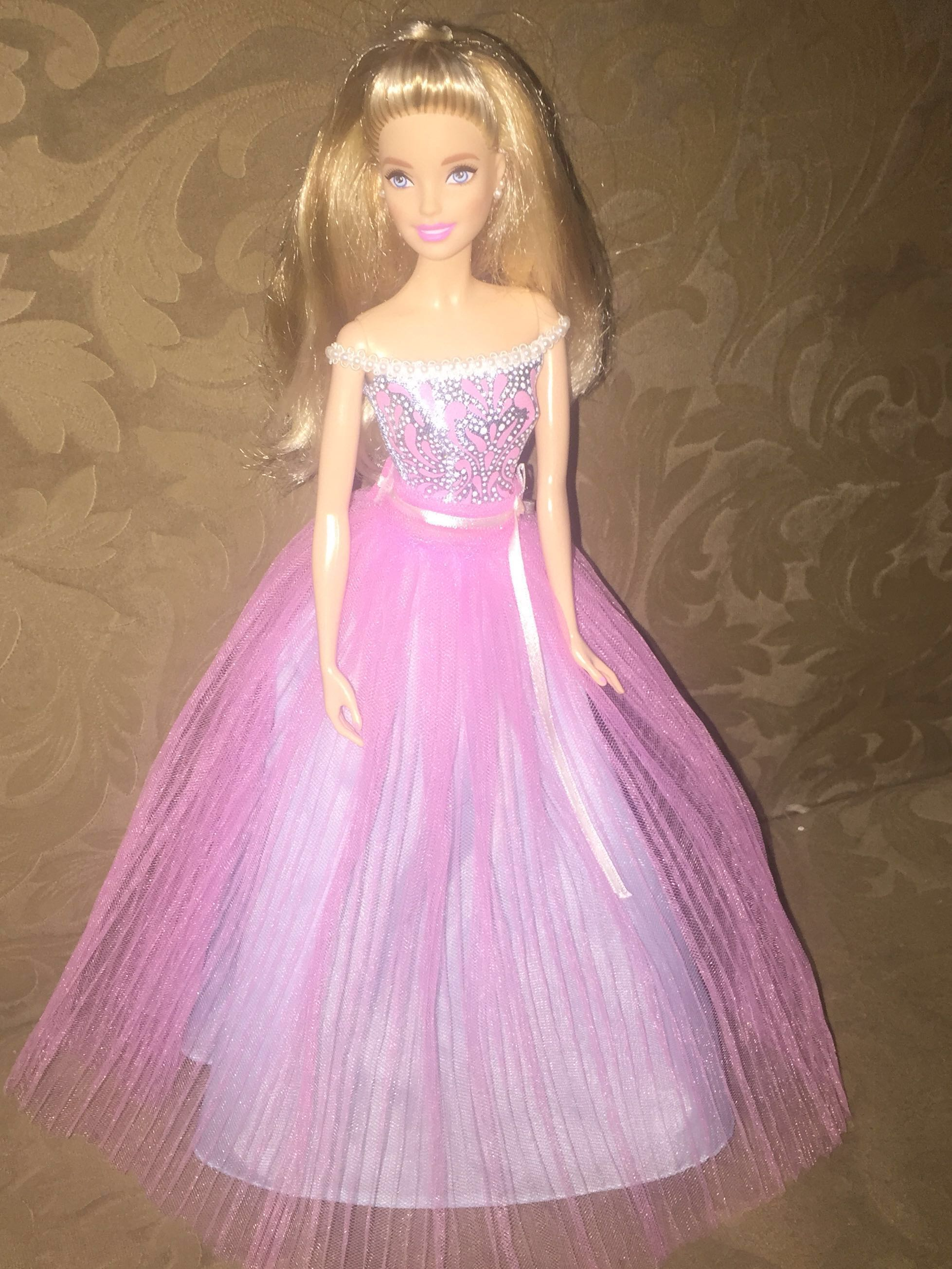 Birthday Wishes Barbie Toys Games Other On Carousell