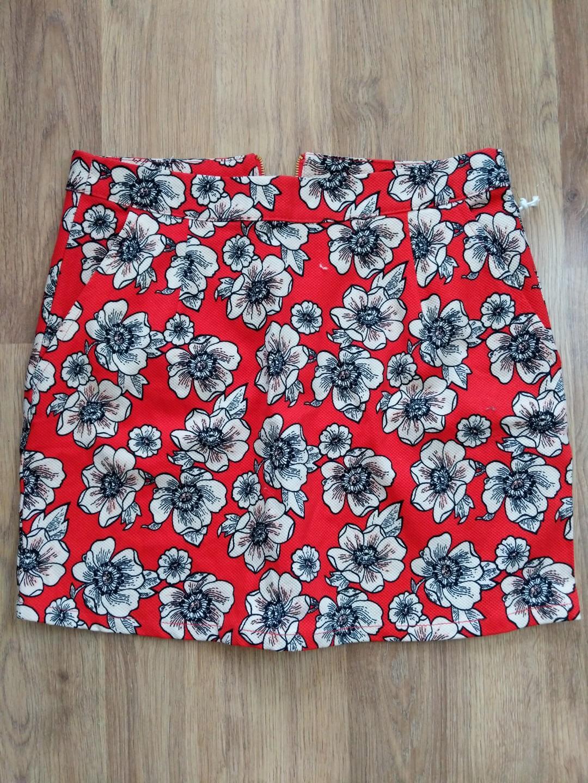 BNWT Forever21 floral skirt