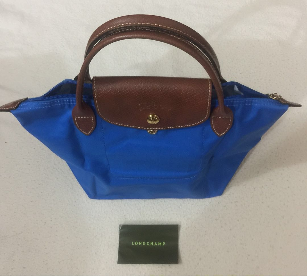 Brand New Longchamp Le Pliage Small Handle Bag efcb615f0cffa