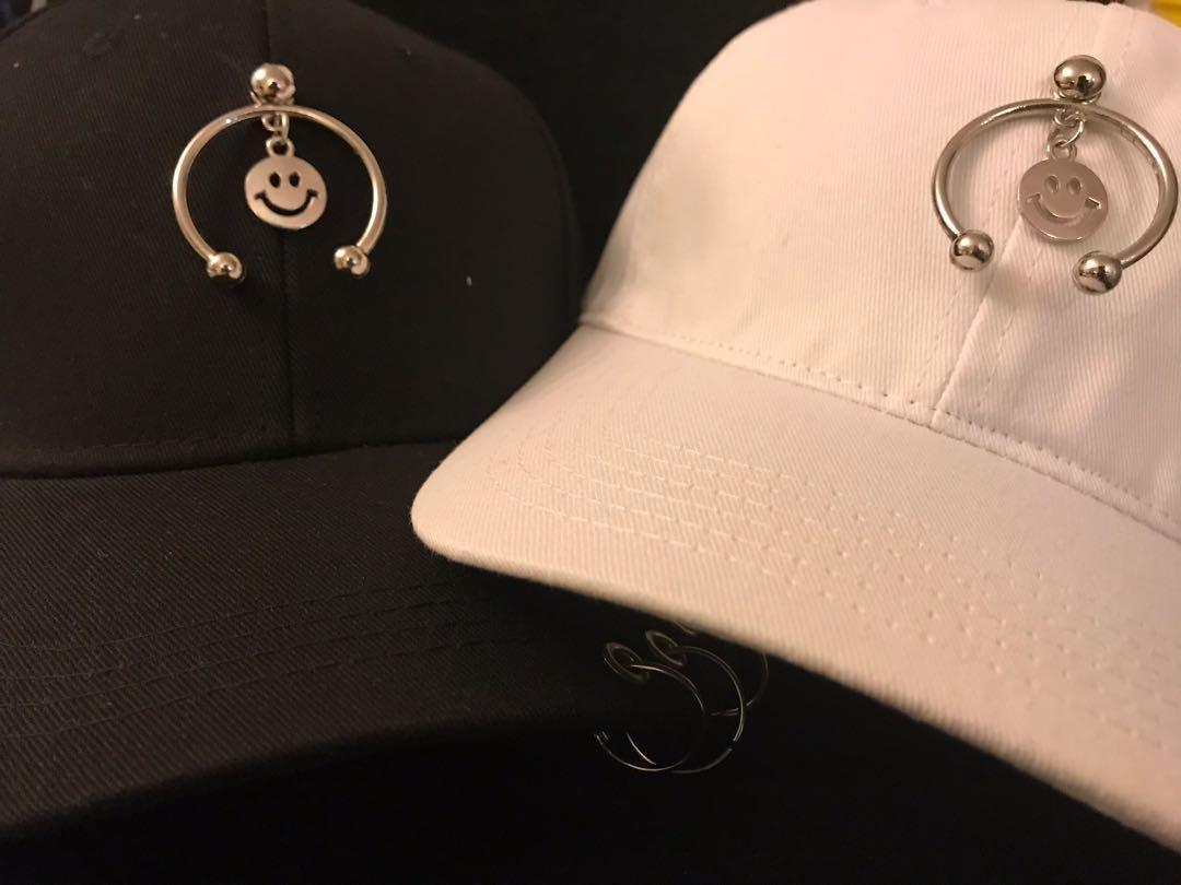韓版cap帽