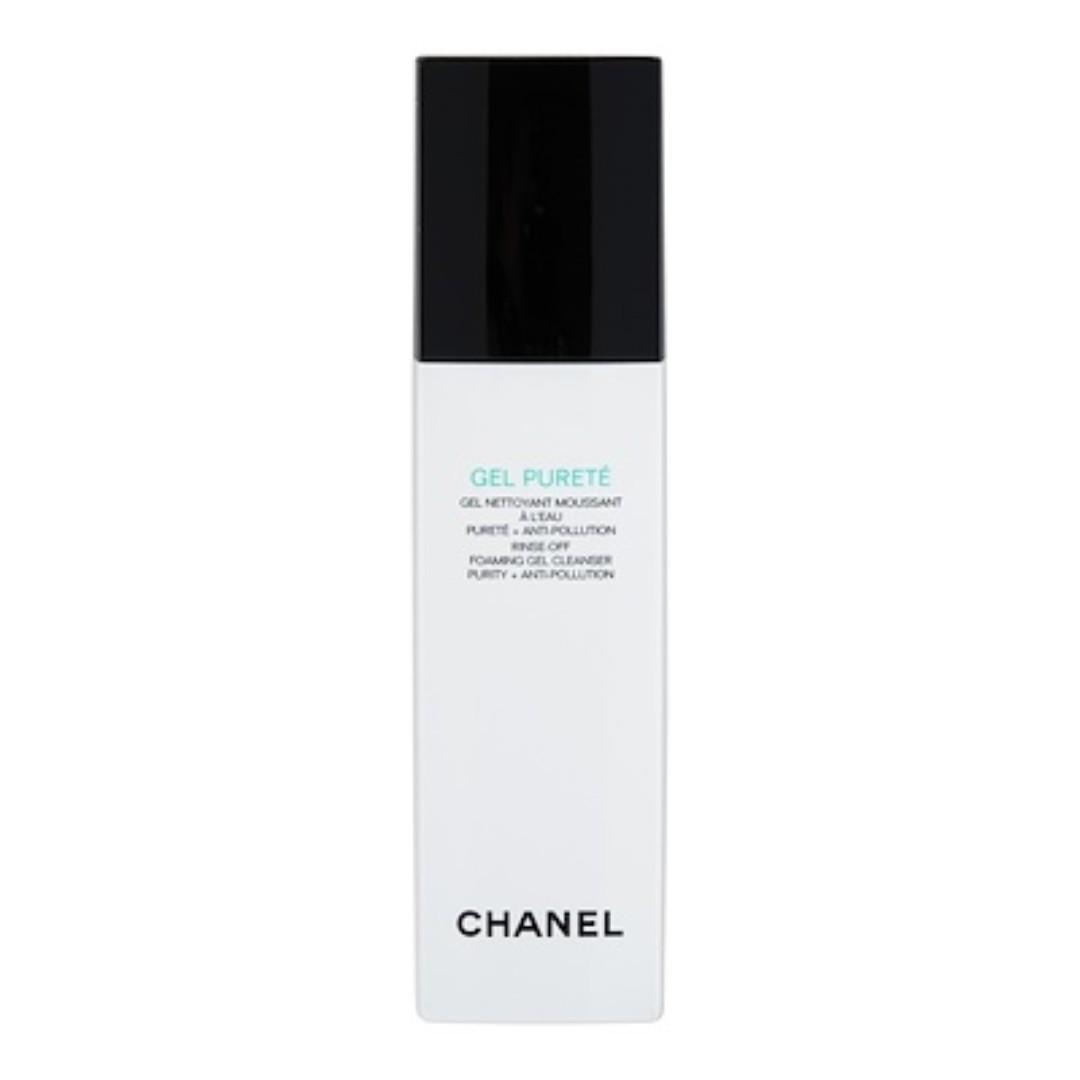 Chanel Gel Purete Rinse-Off Foaming Gel Cleanser Purity + Anti-Pollution  5oz 26199a8df054