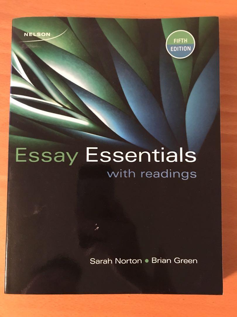 Essay Essentials (fifth edition)