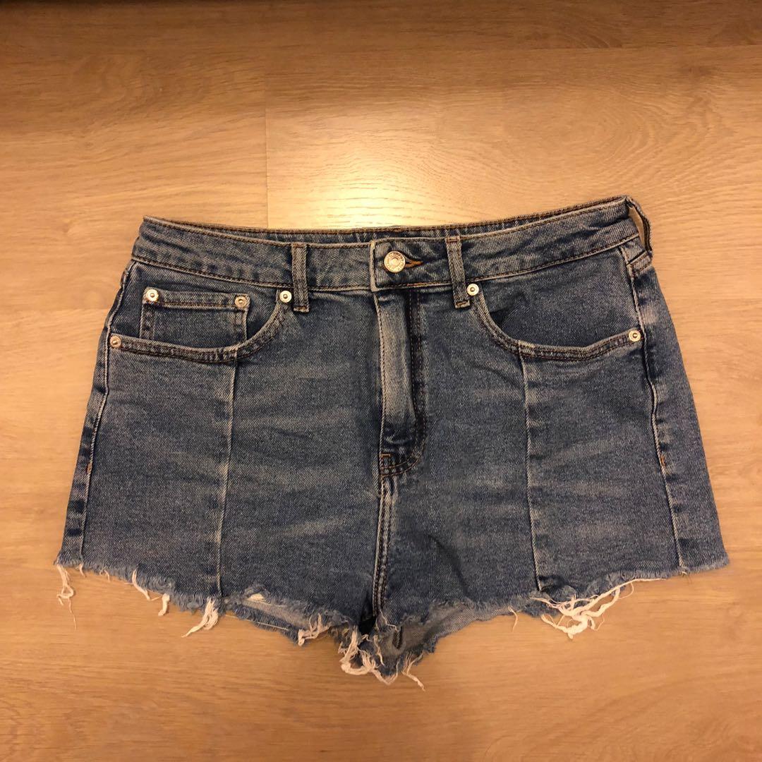 f1019f9157 F21 Denim Shorts, Women's Fashion, Clothes, Pants, Jeans & Shorts on ...