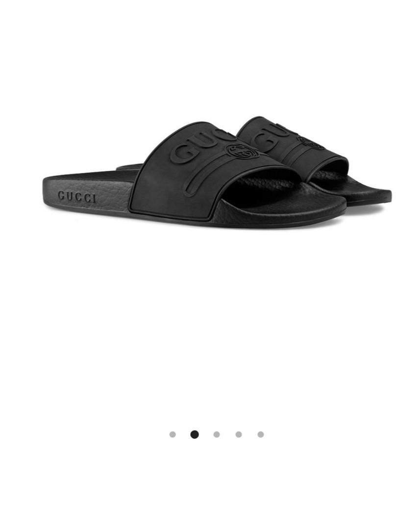 9fa83b309ca Gucci brand new slides