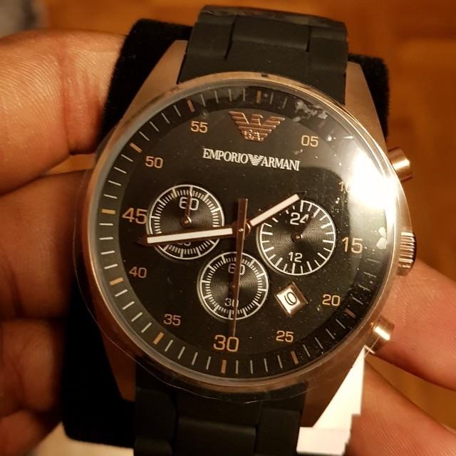 IN STOCK  Emporio Armani Sportivo Watch a5a68c3e2